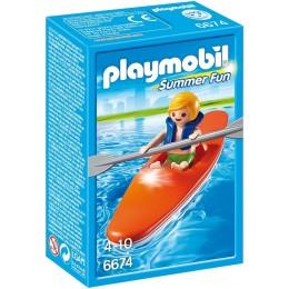 Playmobil 6674 Kajak dla dzieci