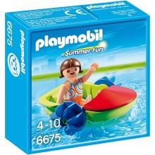 Playmobil 6675 Zabawa z łodzią