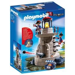 Playmobil 6680 Wieża wojskowa z oświetleniem
