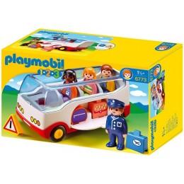 Playmobil Klocki 1-2-3 6773 Autobus wycieczkowy