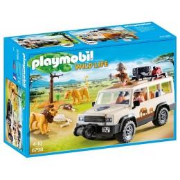 Playmobil 6798 Samochód terenowy z wyciągarką