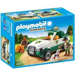 Playmobil 6812 Samochód terenowy leśniczego