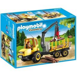 Playmobil 6813 Dźwig do transportu drewna