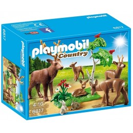 Playmobil 6817 Rodzina jeleni
