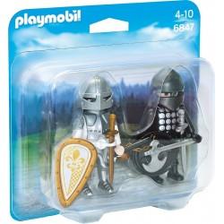 Playmobil 6847 Duo Pack Pojedynek rycerzy