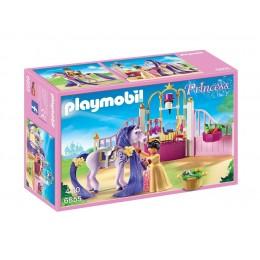 Playmobil 6855 Princess - Królewska stajnia