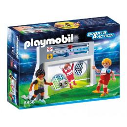 Playmobil 6858 Sports&Action - Strzelanie do bramki