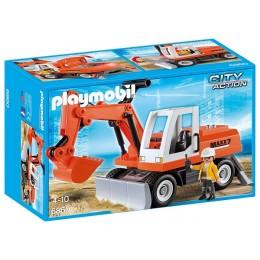 Playmobil 6860 Koparka kołowa