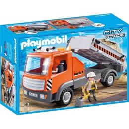 Playmobil 6861 Ciężarówka budowlana