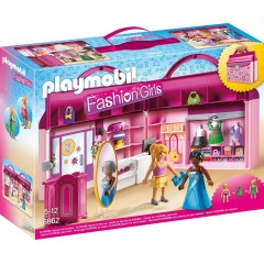 Playmobil 6862 Fashion Girls Przenośny butik