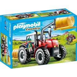 Playmobil 6867 Duży traktor z wyposażeniem