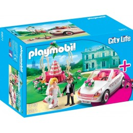 Playmobil City Life Wesele 6871