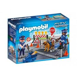 Playmobil 6878 City Action – Blokada policyjna