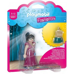 Playmobil 6881 Fashion Girls - Figurka Party