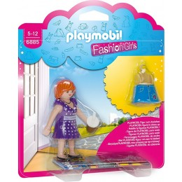 Playmobil 6885 Fashion Girls – Figurka Wielkie miasto