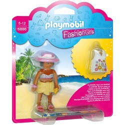 Playmobil 6886 Fashion Girls – Figurka Plaża