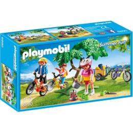 Playmobil 6890 Summer Fun - Wycieczka rowerem górskim