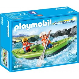 Playmobil 6892 Summer Fun - Spływ pontonem