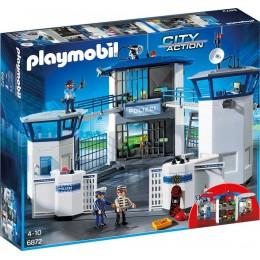 Playmobil 6919 City Action - Komisariat policji z więzieniem