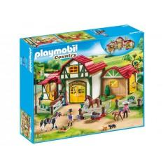 Klocki Playmobil 6926 Country - Duża stadnina dla koni