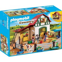 Playmobil 6927 Country - Stadnina kucyków