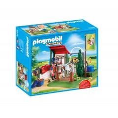 Klocki Playmobil 6929 Country - Myjnia dla koni