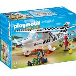 Playmobil 6938 Wild Life – Samolot Safari