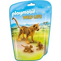 Playmobil Wild Life - Leopardy 6940