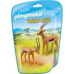 Playmobil Wild Life - Gazele 6942