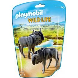 Playmobil Wild Life - Antylopy Gnu 6943