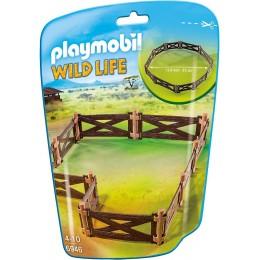 Playmobil Wild Life - Wybieg dla zwierząt 6946