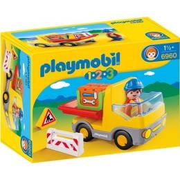 Playmobil 1-2-3 6960 Wywrotka