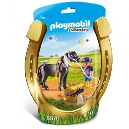Playmobil Country Kucyk z ozdobą – Gwiazdka– 6970