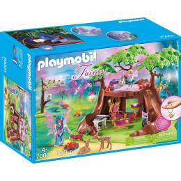 Klocki Playmobil Wróżki 70001 Leśny dom wróżek