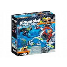 Playmobil 70003 – Top Agents – Łódź podwodna