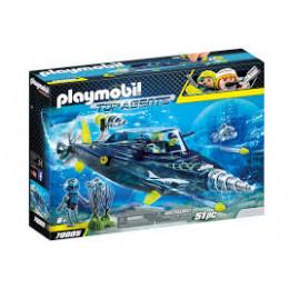 Playmobil 70005 – Top Agents – Niszczyciel z wiertłem