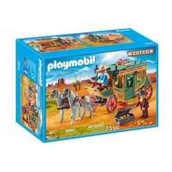 Playmobil Western 70013 - Dyliżans pocztowy