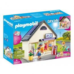 Playmobil 70017 – City Life – Mój butik odzieżowy