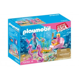 Playmobil Magic 70033 - Powóz syrenek z konikami morskimi STARTER PACK