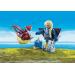 Playmobil 70041 Dragons Jak wytresować smoka - Astrid i Hobbgobler