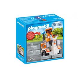 Playmobil City Life 70052 Ratowniczy Balance Racer