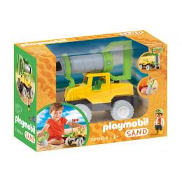 Playmobil Sand 70064 Samochód z wiertłem do piasku
