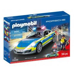 Playmobil 70066 - Porsche 911 Carrera 4S Policja