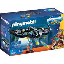 Playmobil The Movie Film 70071 Robotitron z dronem