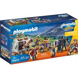Playmobil The Movie Film 70073 Charlie i powóz rzezimieszków
