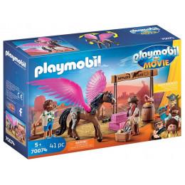 Playmobil The Movie Film 70074 Marla, Del i skrzydlaty koń