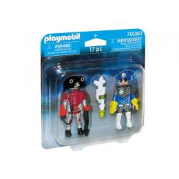 Playmobil Duo Pack 70080 – Galaktyczny policjant i złodziej