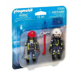 Playmobil Duo Pack 70081 - Strażacy