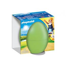 Playmobil 70083 - Dziewczynka z gąskami