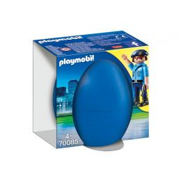 Playmobil 70085 - Policjant z psem